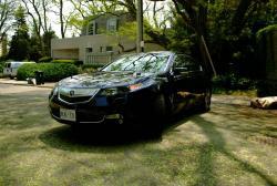 2013 Acura TL SH-AWD Elite