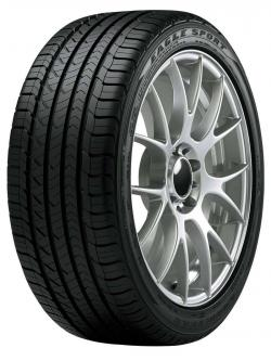 Tire Review: Goodyear Eagle Sport All Season Tires tire reviews auto product reviews