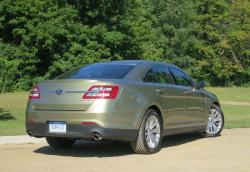 Quick Spin: 2013 Ford Taurus and Focus EcoBoost first drives