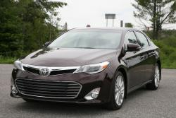 Day by Day Review: 2013 Toyota Avalon toyota car test drives daily car reviews