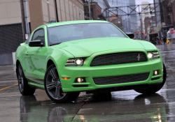 Quick Spin: 2013 Ford Mustang V6 car test drives reviews ford