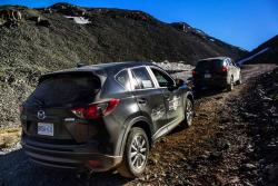 Feature: Mazda CX 5 & CX 9 Adventure Rally travel car test drives mazda auto articles