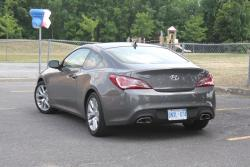 Comparison Test: 2013 Subaru BRZ vs. 2013 Hyundai Genesis Coupe subaru reviews hyundai car comparisons
