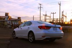 Test Drive: 2013 Lexus LS 600h L car test drives luxury cars lexus