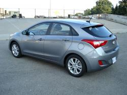 Test Drive: 2013 Hyundai Elantra GT GLS manual car test drives reviews hyundai
