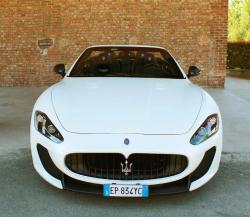 Test Drive: 2013 Maserati GranTurismo Convertible MC  car test drives maserati luxury cars
