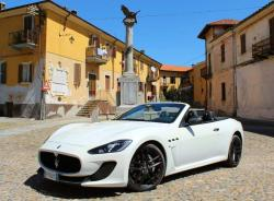 Test Drive: 2013 Maserati GranTurismo Convertible MC  car test drives maserati luxury cars