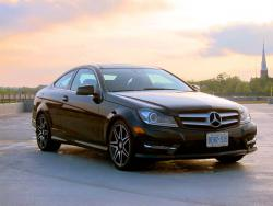 Test Drive: 2013 Mercedes Benz C 350 4Matic Coupe luxury cars mercedes benz car test drives