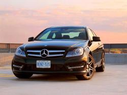2013 Mercedes-Benz C 350 4Matic Coupe