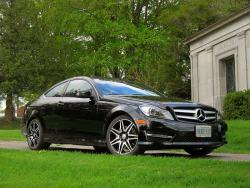 2013 Mercedes-Benz C350 Coupe