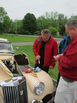 Road Trip: 1956 MGA Maiden Voyage - Autos.ca