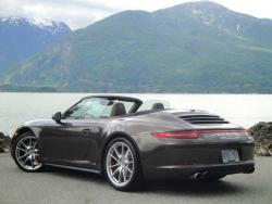 Test Drive: 2013 Porsche 911 Carrera 4S Cabriolet car test drives porsche luxury cars