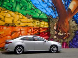 Road Trip: 2013 Lexus ES 300h, Vancouver to Kelowna  luxury cars lexus hybrids travel car test drives