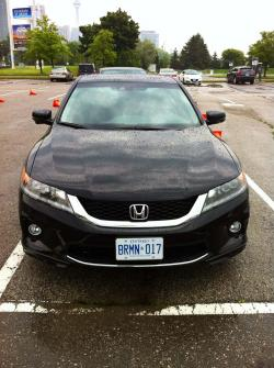 Quick Spin: 2013 Honda Accord HFP Coupe car test drives honda