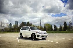 2013 Mercedes-Benz GLK 250 Bluetec Diesel