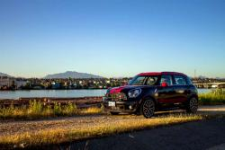 Test Drive: 2013 Mini JCW Countryman car test drives mini