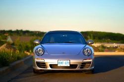 2010 Porsche 911 Targa 4S CPO