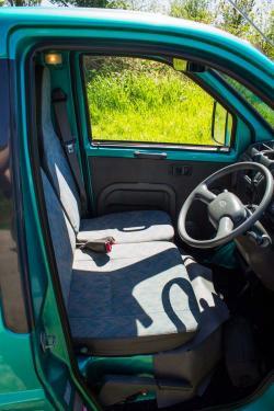 1997 Daihatsu Midget II