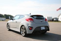 First Drive: 2013 Hyundai Veloster Turbo reviews hyundai first drives