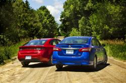 2013 Dodge Dart vs 2013 Nissan Sentra
