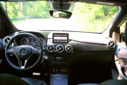 2013 Mercedes-Benz B 250 Sports Tourer
