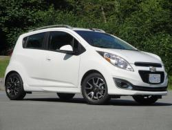 First Drive: 2013 Chevrolet Spark reviews first drives chevrolet