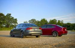 Comparison Test: 2013 Audi S4 vs 2014 Lexus IS 250