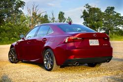 Comparison Test: 2013 Audi S4 vs 2014 Lexus IS 350