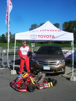 Driver Training: Toyota KartStart