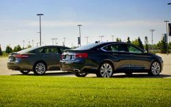 2014 Chevrolet Impala vs 2013 Toyota Avalon