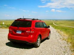 2013 Dodge Journey R/T Rallye