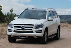 First Drive: 2013 Mercedes Benz GL Class reviews mercedes benz luxury cars first drives