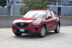 Quick Spin: 2013 Mazda CX 5 GX manual mazda
