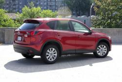 Quick Spin: 2013 Mazda CX 5 GX manual car test drives reviews mazda
