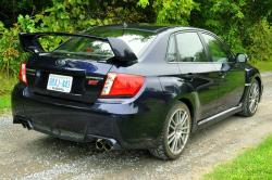 Test Drive: 2013 Subaru WRX STI car test drives subaru