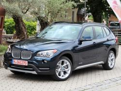 First Drive: 2013 BMW X1 35i luxury cars first drives bmw