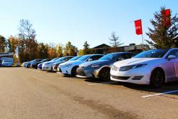 2014 AJAC CCOTY Luxury and Performance Cars