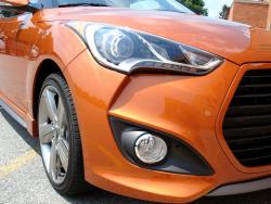2013 Hyundai Veloster Turbo 6MT