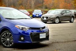 Comparison Test: Compact Cars
