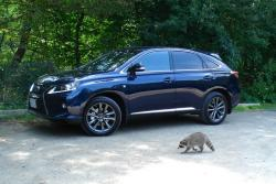 First Drive: 2013 Lexus RX 350 F Sport first drives