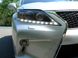 First Drive: 2013 Lexus RX 350 F Sport reviews luxury cars lexus first drives