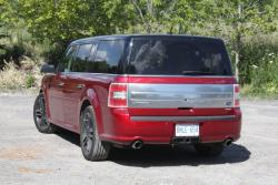 Test Drive: 2013 Ford Flex Limited AWD EcoBoost car test drives reviews ford