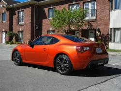 Test Drive: 2013 Scion FR S car test drives scion reviews