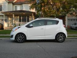 Test Drive: 2013 Chevrolet Spark car test drives reviews chevrolet