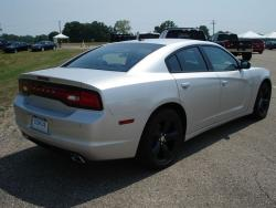 Quick Spin: 2013 Dodge Charger SXT Plus Blacktop car test drives reviews dodge