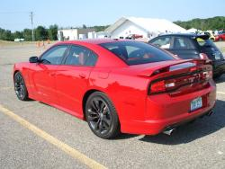 Quick Spin: 2013 Dodge Charger SRT8 car test drives reviews dodge