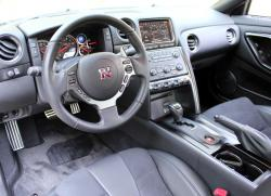 Test Drive: 2013 Nissan GT R car test drives reviews nissan