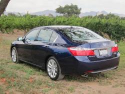 First Drive: 2013 Honda Accord first drives