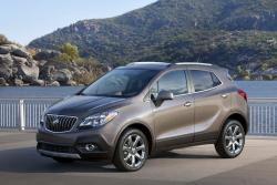 Preview: 2013 Buick Encore reviews car previews luxury cars buick