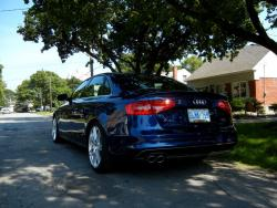 Test Drive: 2013 Audi A4 reviews luxury cars audi car test drives